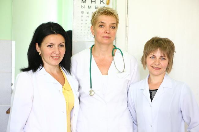 Медичні працівники